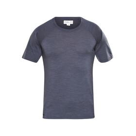 Bergans Sveve Kortærmet T-shirt Herrer blå